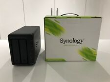 SYNOLOGY DS214+ NAS STORAGE with 8TB (2 x 4TB) WD RED NAS HARD DRIVES. £650 New