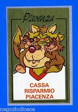 CALCIATORI PANINI 1987-88 - Figurina-Sticker n. 442 - PIACENZA MASCOTTE -Rec