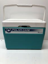 Breg Polar Care Glacier Therapy Igloo Cooler Only Green