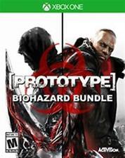 XBOX ONE XB1 VIDEO GAME PROTOTYPE BIOHAZARD BRAND NEW AND SEALED
