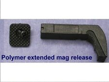 Extended Mag Release for Gen 1 to 3 Glock  20, 21 10mm 45ACP fits holster  #1400