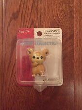 Pokemon Center USA Figure Collection Teddiursa Nintendo Rare Limited Gamefreak