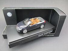 VW Golf Cabriolet * in schwarz * Schuco * Maßstab 1:43 * OVP * NEU