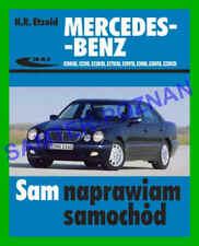 Mercedes E kl. W210 Diesel (1995-2002) - instrukcja Sam naprawiam / po polsku