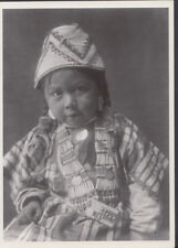 Ethnic Postcard - Wishham Child, The North American Indian    T698