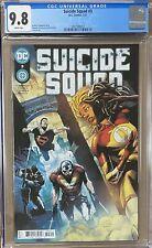 Suicide Squad #3 CGC 9.8