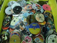 LOT of 75 DVD's CD's Loose Discs TV Shows Movies Music Games NCIS 24 LOST & MORE