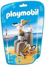 9070 Pelícanos playmobil Acuario,frogman,diver,aquarius,pelican