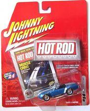 JOHNNY LIGHTNING R4 HOT ROD MAGAZINE SHELBY COBRA 427 S/C Rubber Tires