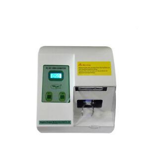 dental equipment Dental Amalgam Capsule Mixer Blending Capsule Mixer CE standard