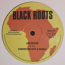 ROBERT EMMANUEL/BARRINGTON LEVY - LEAVE NATTY BUSINESS/JAH BLACK 12' OUT NOW!!