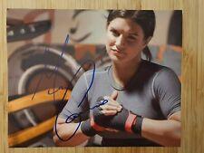 "Gina Carano   Hand Signed  Autograph  8x10"" Photo 225546"