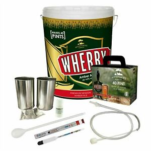 Woodfordes Wherry Home Brewery Starter Kit