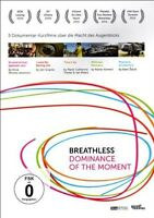 DOKUMENTATION - BREATHLESS-DOMINANCE OF THE MOMENT  DVD NEU