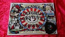 Classic Ouija Board & Planchette Fortune Teller Magic Seance spirit Instuctions
