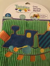 TaGgies Infant/Todler Cozy Security Blanket New (#80)