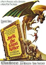 Jack The Giant Killer [New DVD]