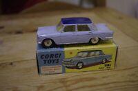 Vintage Corgi Toys Fiat 1800 Boxed  No 217
