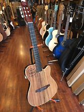 Godin ACS-SA KOA Nylon Acoustic-Electric Guitar Koa w/ Gigbag (9 of 9)