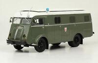 Truck Berliet GLB 19 R Car de commandement C.R.S  1:43 New & Box diecast model