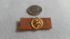 "Old ""Korean Presidential Unit Station Ribbon with Star- Great Shape"