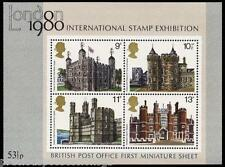 GB MNH Stamp Miniature Sheet 1978 British Architecture SG MS1058 UMM