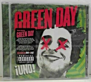 GREEN  DAY  -   ¡UNO!  (CD /  Jewel case)
