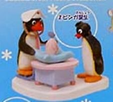 Pingu PENGUIN Original Story figure Collection Birth of the pinga Furuta JPN