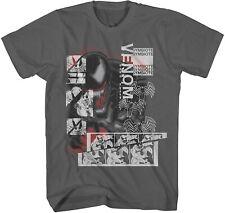 Venom DIY Overlay Avengers Villain Adult Tee Graphic T-Shirt for Men Tshirt
