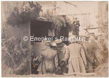 Foto, Miramare, Küstengeschütz, 1. WK, 1917
