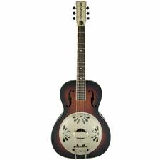 Gretsch G9240 Alligator Resonator Acoustic Guitar 2 Color Sunburst