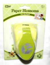 McGILL Paper Blossoms STAR LILY Lever Punch for 3D Flowers NEW! Scrapbook Cards