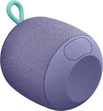 Ultimate Ears WONDERBOOM Portable Waterproof Bluetooth Speaker - Lilac Purple