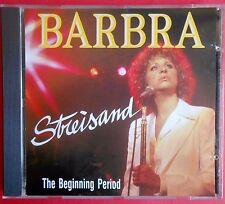 raro rare cd barbra streisand the beginning period where's taht rainbow autumn v