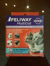 CEVA FELIWAY MultiCat 30 Day Starter Kit for Cats Exp 8/2021+