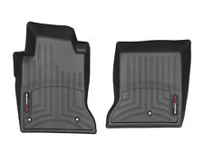 WeatherTech FloorLiner Mats for Chevrolet Corvette 1997-2004 1st Row Black