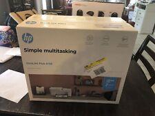 NIB HP DeskJet Plus 4155 Wireless All-in-One Printer, Mobile Print, Scan & Copy