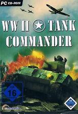 (PC) WWII TANK COMMANDER NUOVO & Subito
