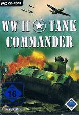 (PC)  WWII Tank Commander NEU & Sofort