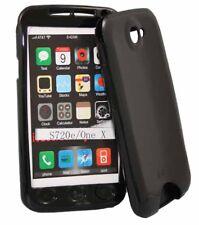 Sumo mobile Ice Silikon Case für HTC One X In schwarz