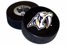 Nashville Predators Basic Logo NHL Hockey Puck Bottle Opener