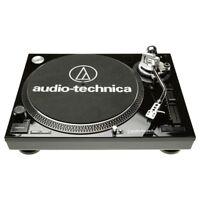 AUDIO-TECHNICA AT LP120 USB BLACK giradischi professionale trazione diretta DJ