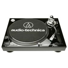 AUDIO-TECHNICA AT LP120 USB BLACK giradischi professionale trazione diretta DJ