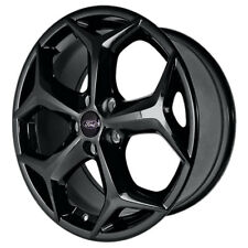 "Ford Racing M-1007-M188GB Focus ST Wheel 18""x8"" Gloss Black 2012-2017"