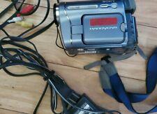 Sony video Hi8 Handycam Video Camera Recorder CCD-TRV328 Camcorder w/ AC Adapter