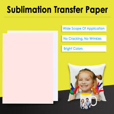 20 Sheet A4 Laser Heat Transfer Paper For T-shirt Thermal Transfers Hollow Paper
