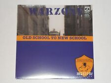 WARZONE  Old School To New School  LP SEALED