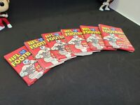 1978 Fleer Football Wax Pack • Great Pack VHTF • Fresh from Auction! Incl. Patch