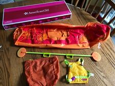 American Girl Doll Jess Kayak and Gear complete with Box
