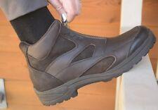 Mark Todd Heaphy Zip Boot Eu40 - Uk6.5 Brown 139483